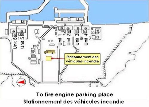 parking incendie