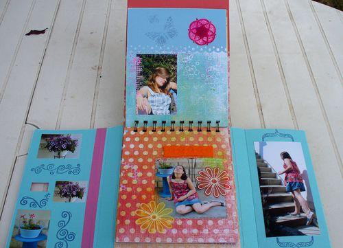 album les fleurs de mon jardin 7