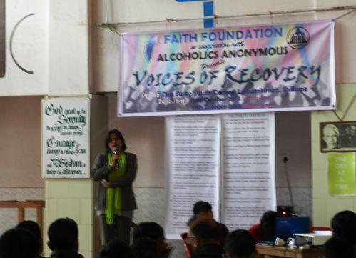 INDES 109 shillong Meghalaya faith foundation