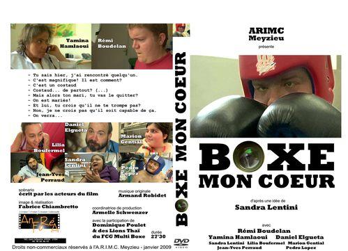 Boxe mon coeur DVD