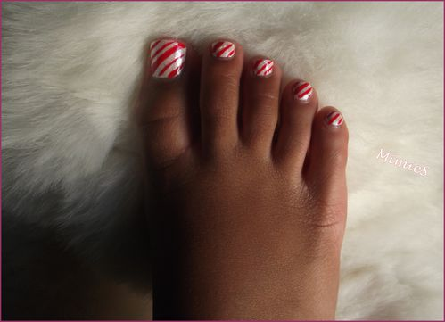 pieds candy cane (2)