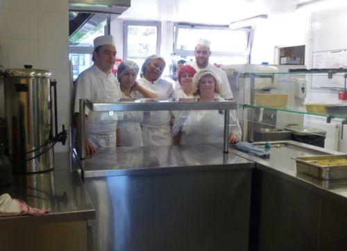 Resto-Troc, Angers, Jean-Marie & équipe après-midi