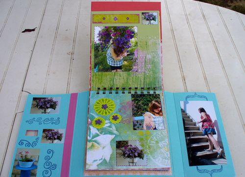 album les fleurs de mon jardin 6