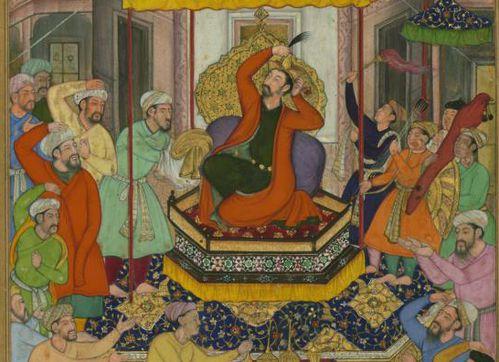 Khamsa de Nizami Bim Gujarati Alexander the Great -copie-2