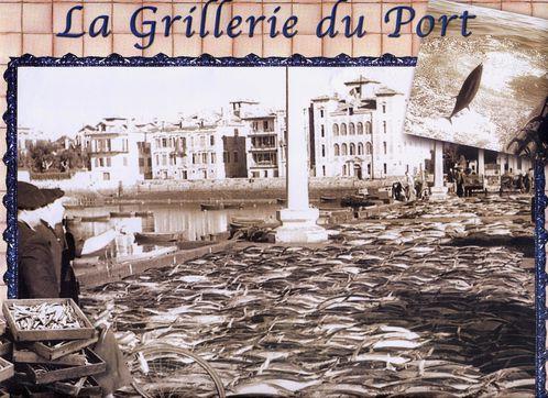 Grillerie du port