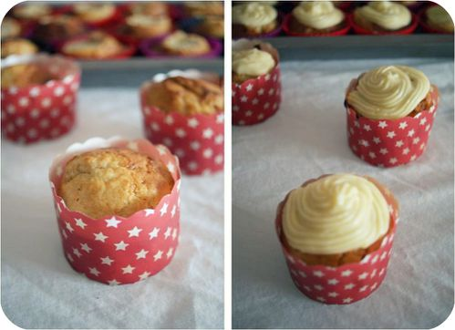 Recette Gla Ef Bf Bdage Cup Cakes