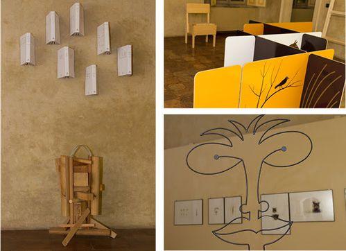 Sfogliare Stanze. L'editore Corraini in mostra a Parma, a Palazzo Pigorini