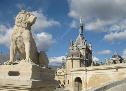 Chantilly chateau 1