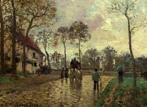 Camille Pissarro paysages (3)