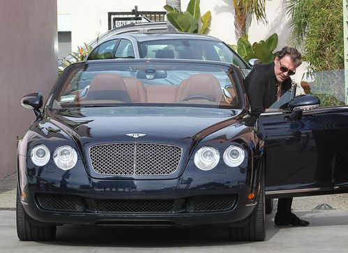 Johnny+Hallyday+Johnny+Hallyday+Take+New+Bentley+sX6hNGI7e9