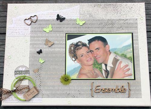 canvas mariage