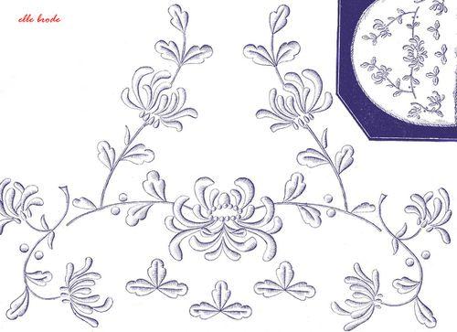 chevreufeuille 1908