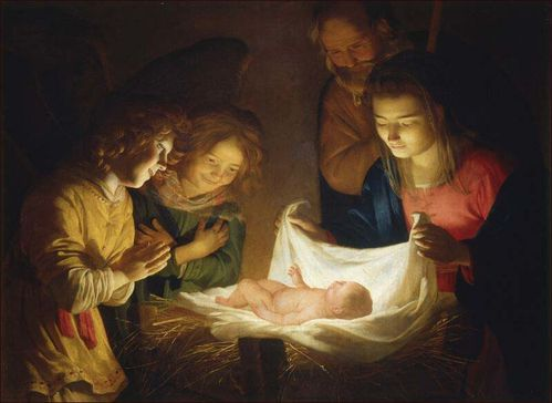 van hornthorst adoration children 800x583