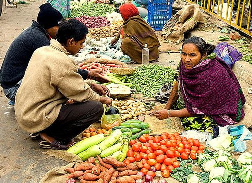 Delhi07 Vegetables seller