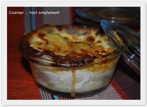 gratin pdt saumon