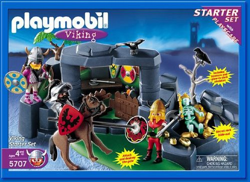 viking playmobil h