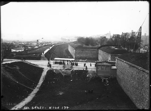 Fortifications de la porte de Versailles (Paris)