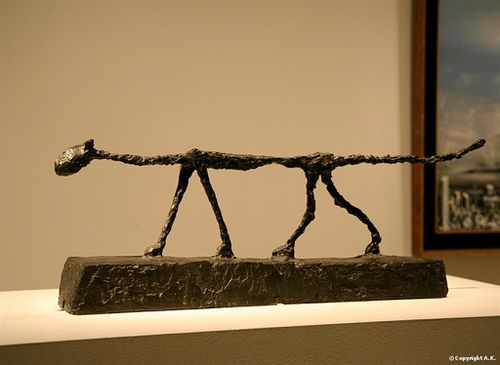 giacometti cat (Large)