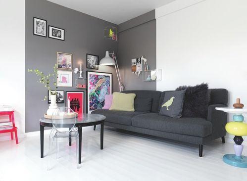 millem2 salonjpg - Peindre Mon Salon 2 Couleurs