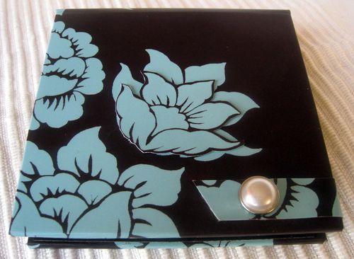 gaia turquoise perle blche 09-306