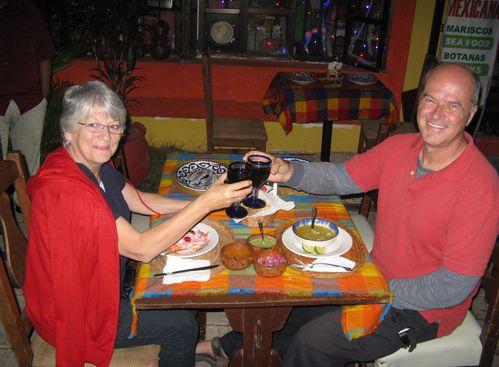 Le 24 décembre 2010, Cancun 007