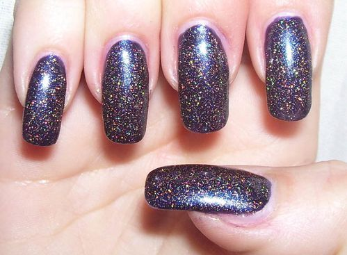 superposition-EYEKO-indigo---vernis-or-paillete-holo-01.JPG