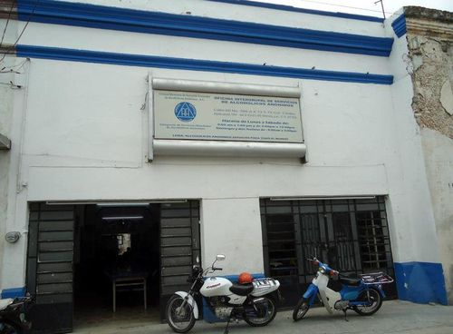 MEXIQUE 551c merida YU oficina