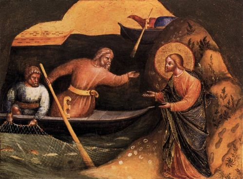 Calling of the Apostles Peter and Andrew