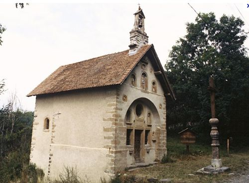chapelle calvaire-courcelles