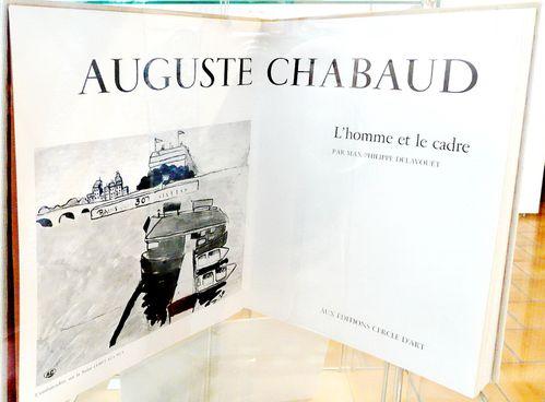 Livre Auguste Chabaud