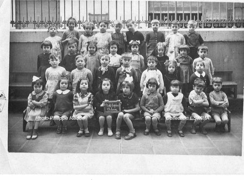 Maternelle 1943