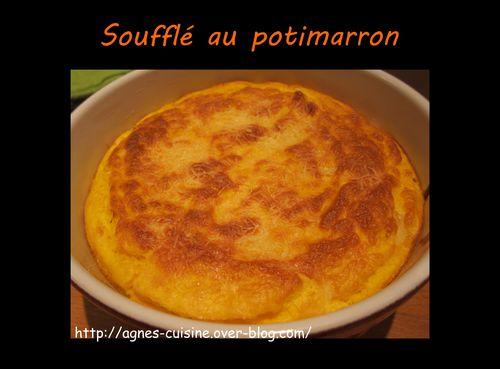 souffle potimarron