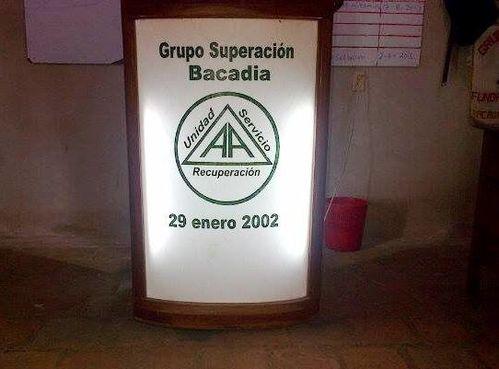 HONDURAS 52 grupo superacion