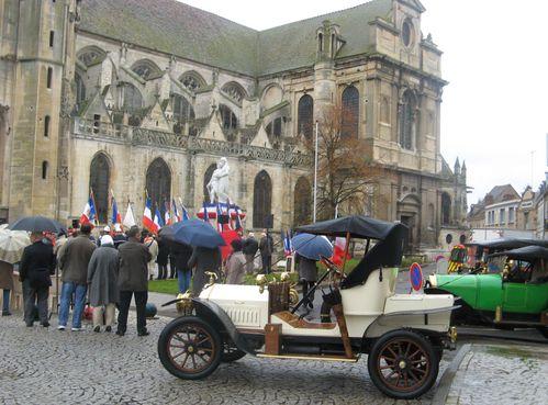 11 novembre 2010 Dreux voitures anciennes
