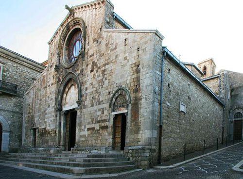 636c2 Bovino, cattedrale di Santa Maria Assunta