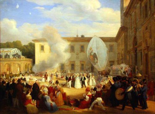 441g Rome, musée Napoléon, Chateaubriand
