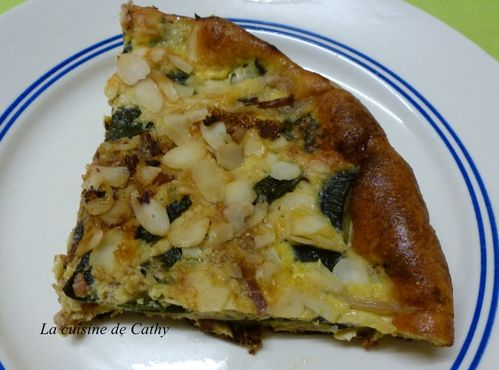 Clafoutis courgettes (5)