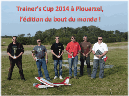 trainers cup 2014