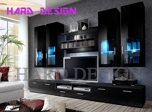 ensemble meuble tv lyra living design et neufs le blog de hard design. Black Bedroom Furniture Sets. Home Design Ideas