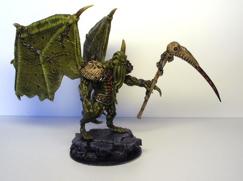 Troll Forged - Demon Lord - Cthulhu / Nurgle style