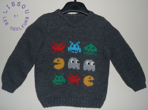 pull space invaders endroit