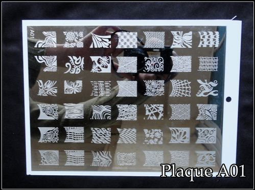 Plaque XL Stamping