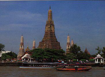 Bangkok-le wat arun