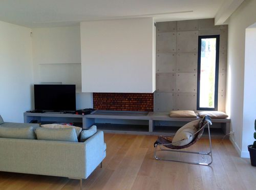dalle carreau sur mesure balian b ton atelier. Black Bedroom Furniture Sets. Home Design Ideas