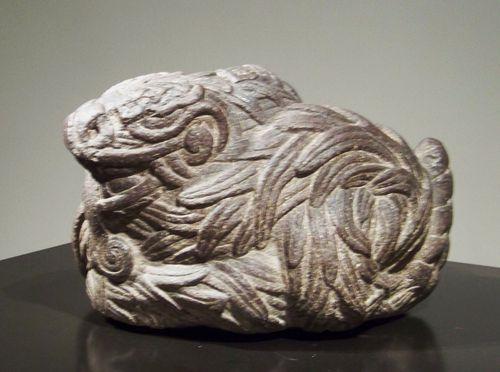 Quetzacoatl le serpent à plumes