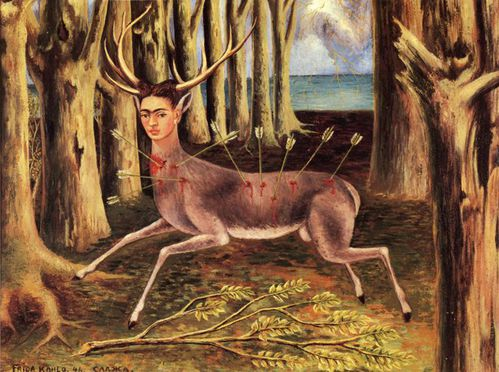 frida-kahlo-the-little-deer