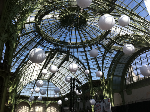 yuksek grand palais paris