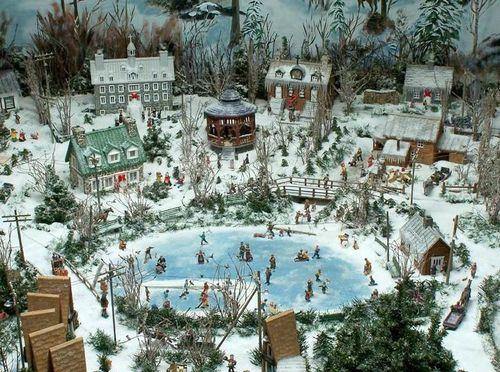 village neige