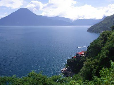 Lake Atitlan-Guatemala-redroof