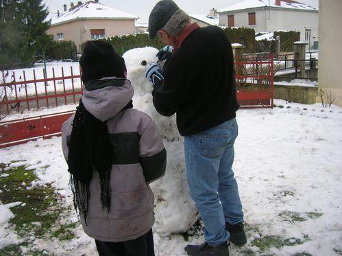 bonhomme de neige 005